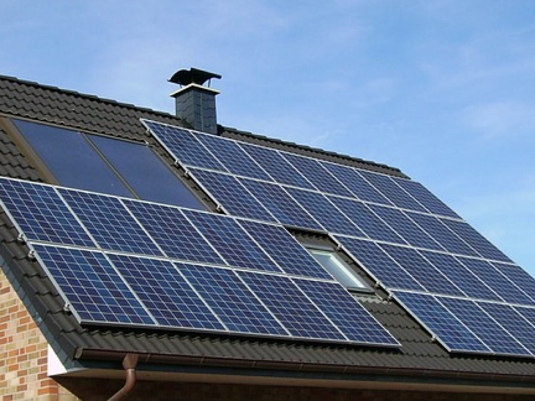 Keep your solar panels clean year-round